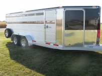 Showmaster Low Profile Small Livestock Trailers - BPLPSM 20C