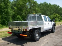 Specialized Aluminum Truck Beds - STB 136