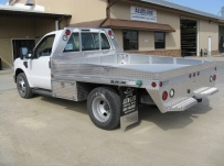 Popular Models Aluminum Truck Beds - PTB 91