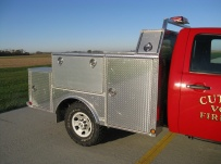 Fire and Brush Body Truck Bodies - GB 57A