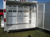 Showmaster Low Profile Small Livestock Trailers - BPLPSM 18