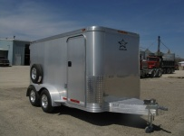 Bumper Pull Enclosed Cargo Trailers - BPDF 30