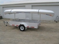 Open Utility Heavy Duty Utility Trailers - BPUC 2