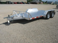 Open Utility Heavy Duty Utility Trailers - BPU 29B