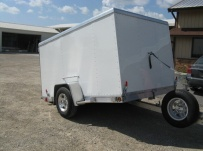 Dual Line Enclosed Cargo Trailers - DLENC 12B
