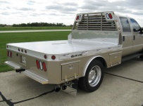 Popular Models Aluminum Truck Beds - PTB 129A