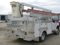 Contractor Component Truck Bodies - CP 41A