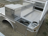 Specialized Aluminum Truck Beds - STB 144B