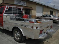 Popular Models Aluminum Truck Beds - PTB 95