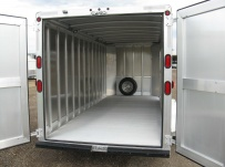 Bumper Pull Enclosed Cargo Trailers - BPDF 53A