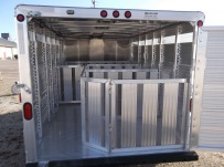 Showmaster Full Height Small Livestock Trailers - BPSM 35B