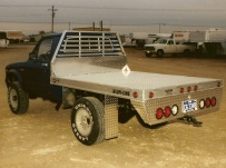 Popular Models Aluminum Truck Beds - PTB 34