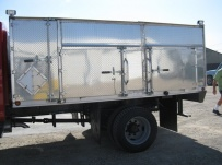 Specialized Aluminum Truck Beds - STB 125