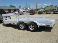 Open Utility Heavy Duty Utility Trailers - BPU 32