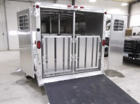 Showmaster Low Profile Small Livestock Trailers - BPLPSM 42A