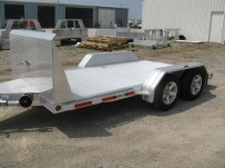 Open Utility Heavy Duty Utility Trailers - BPU 45