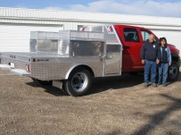 Fire and Brush Body Truck Bodies - GB 66