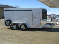 Showmaster Full Height Small Livestock Trailers - BPSM 23