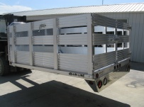 Specialized Aluminum Truck Beds - STB 145