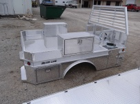 Specialized Aluminum Truck Beds - STB 148