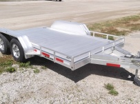Open Utility Heavy Duty Utility Trailers - BPUC 23