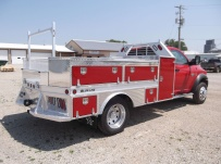Contractor Component Truck Bodies - CP 89A