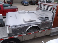 Specialized Aluminum Truck Beds - STB 149