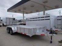 Open Utility Heavy Duty Utility Trailers - BPU 50
