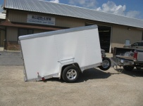 Dual Line Enclosed Cargo Trailers - DLENC 12A