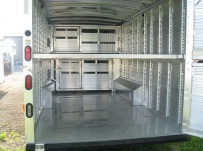 Commercial Double Deck Livestock Trailers - GNDD 26