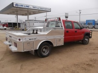 Popular Models Aluminum Truck Beds - PTB 171