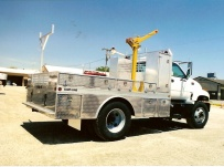 Specialized Aluminum Truck Beds - STB 2
