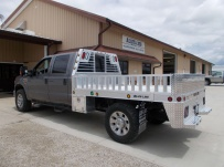 Specialized Aluminum Truck Beds - STB 205