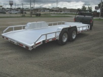 Open Utility Heavy Duty Utility Trailers - BPU 33B