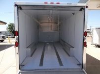 Gooseneck Automotive All Aluminum Enclosed Trailers - GNA 29A