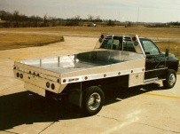 Popular Models Aluminum Truck Beds - PTB 18