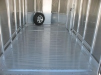 Bumper Pull Enclosed Cargo Trailers - BPDF 47A