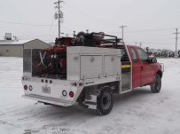 Fire and Brush Body Truck Bodies - GB 67A