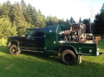 Contractor Component Truck Bodies - CP 95