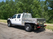 Specialized Aluminum Truck Beds - STB 137