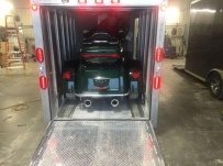 Enclosed Snowmobile/Motorcycle Toy Haulers - BPA 88A
