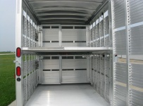 Commercial Double Deck Livestock Trailers - BPDD 2A