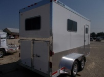 Bumper Pull Enclosed Cargo Trailers - BPDF 101A