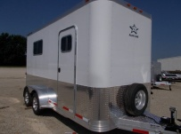 Bumper Pull Enclosed Cargo Trailers - BPDF 101B