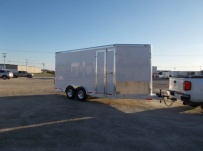 Bumper Pull Enclosed Cargo Trailers - BPDF 102