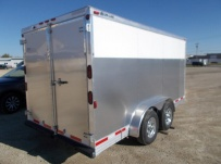 Bumper Pull Enclosed Cargo Trailers - BPDF 103B