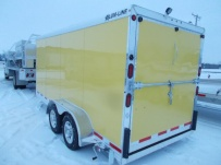 Bumper Pull Enclosed Cargo Trailers - BPDF 104B