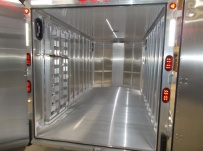 Bumper Pull Enclosed Cargo Trailers - BPDF 106C