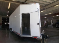 Bumper Pull Enclosed Cargo Trailers - BPDF 109A