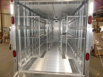 Bumper Pull Enclosed Cargo Trailers - BPDF 110C